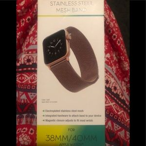 NWT Apple Watch Band 38/40 mm